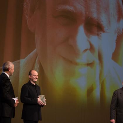 Manfred Matthies, Thomas Brussig, foto Lukas Zentel